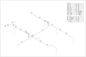 プレハブピース斜視図